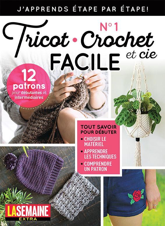 Tricot facile magazine