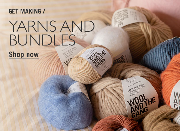 Tricot we are knitters france