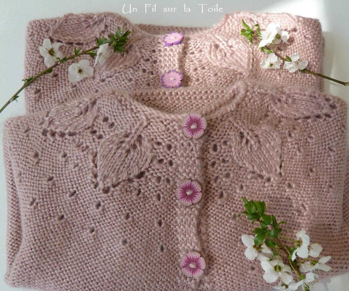 Tricot bébé blog