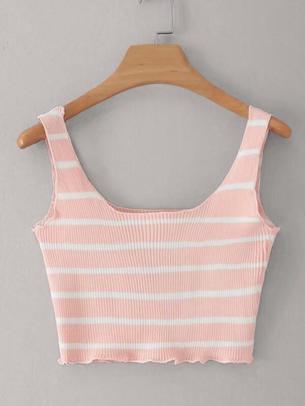 Tatouage tricot rayé