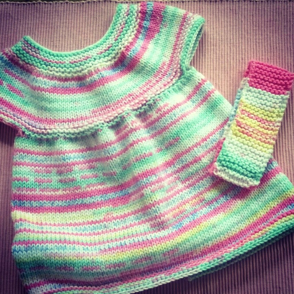 Tricot facile robe