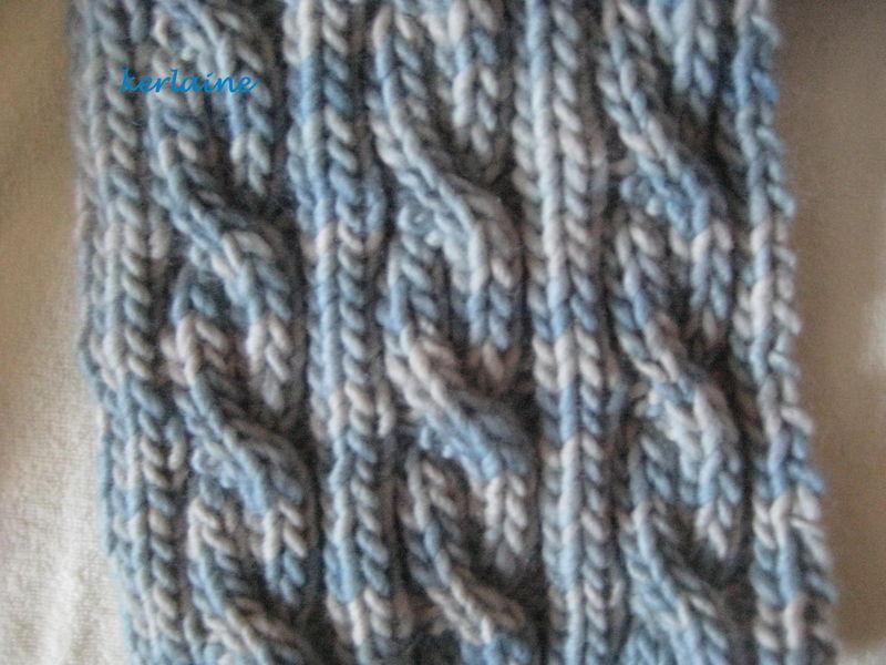 Tricoter les cotes