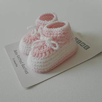 Tricoter des chaussons bébé