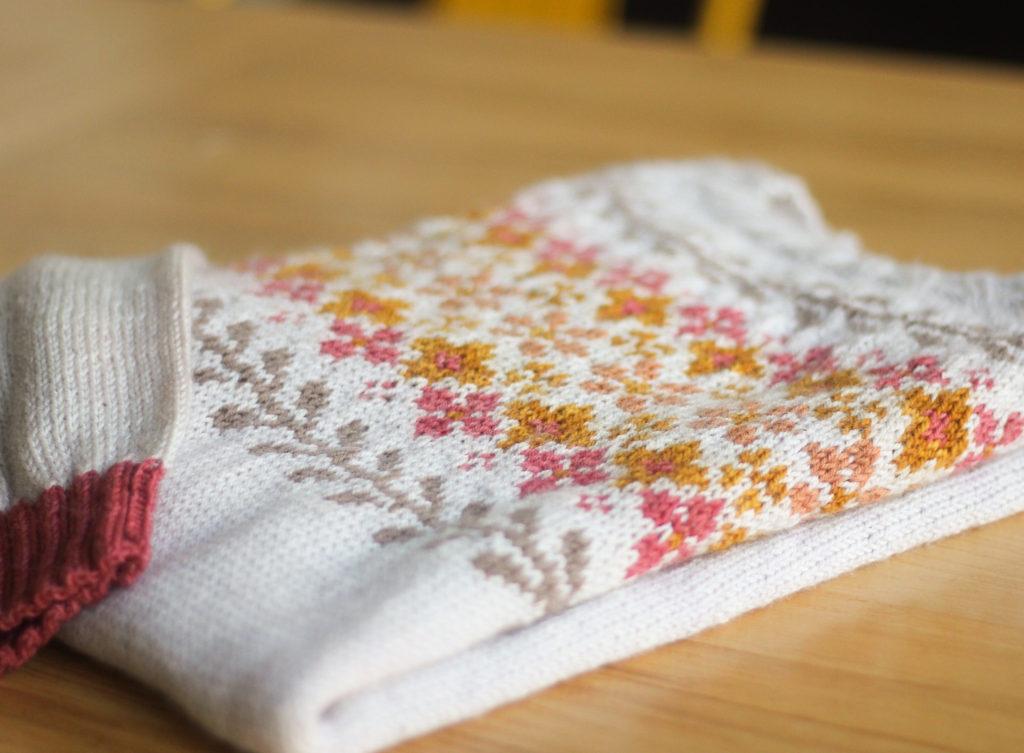 Tricoter le jacquard
