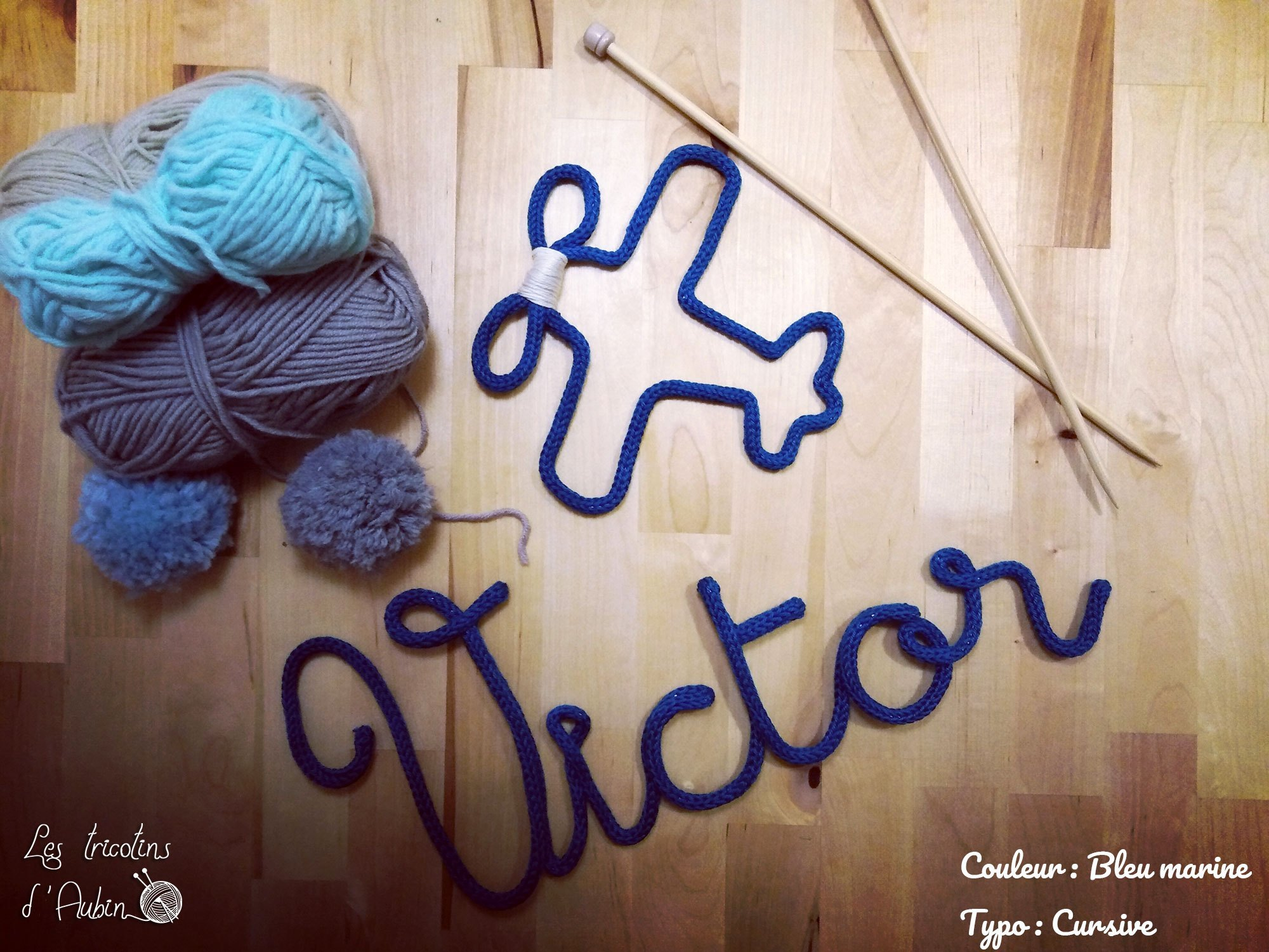 Prenom tricotin victor