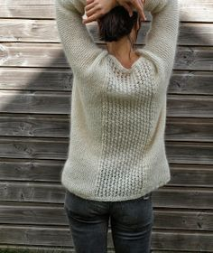 Tricot facile pull