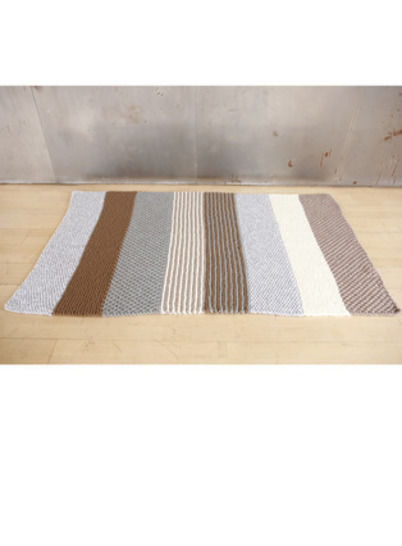 Tricot tapis