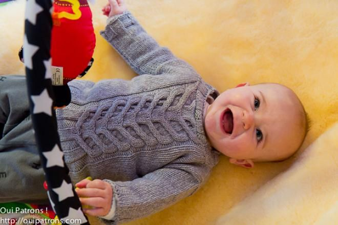 Hellocoton tricot bebe