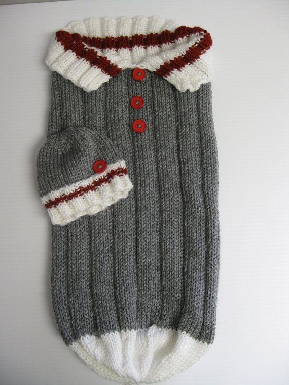 Tricot facile bas de laine