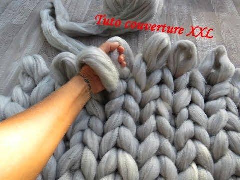Modèle tricot xxl