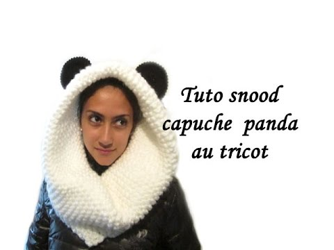 Tricoter oreille ours