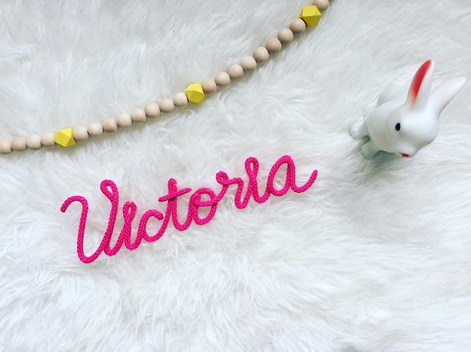 Victoria tricotin