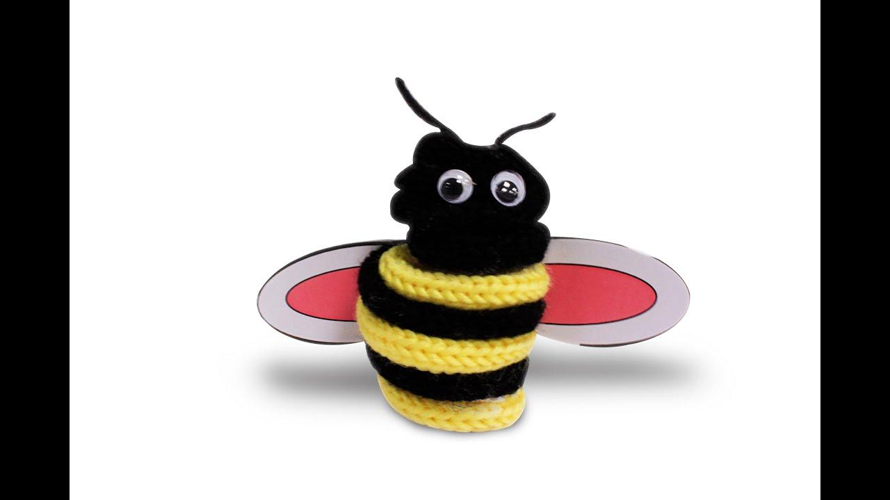 Utilisation tricotin abeille