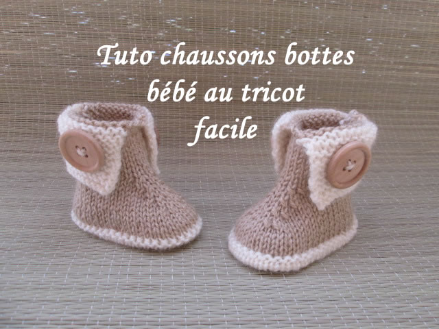 Tricot facile tutoriel