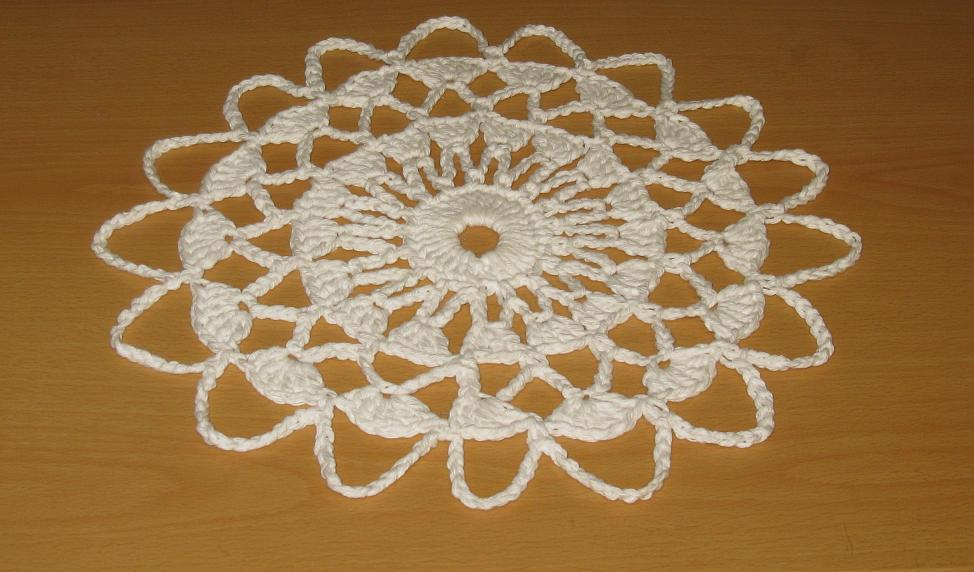 Tricoter napperon