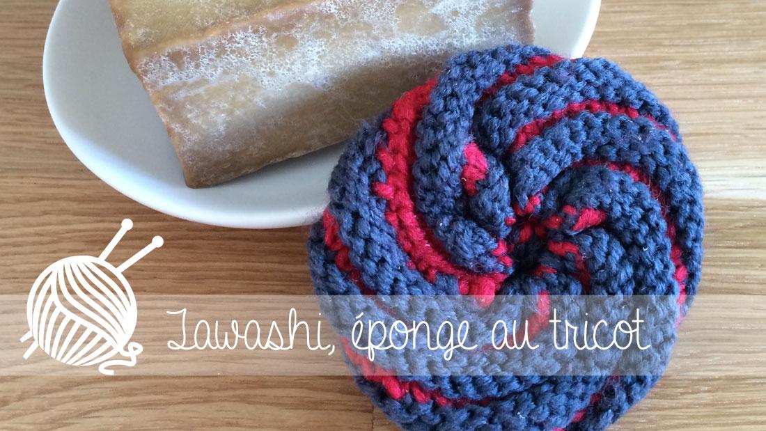 Tricoter eponge