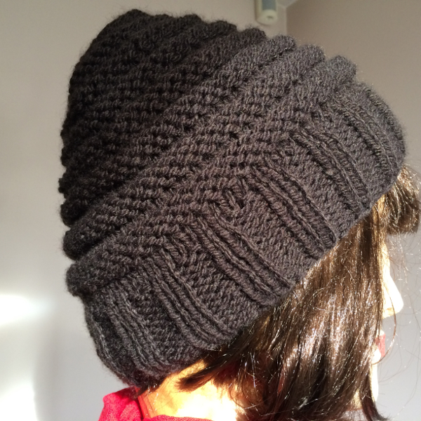 Tricot tuque facile a faire