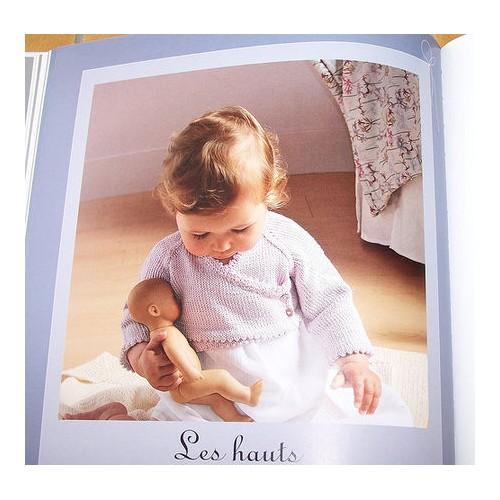 Tricot intemporel pour bébé