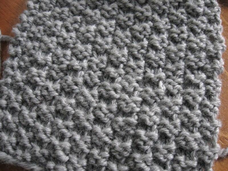 Point tricot facile tuto