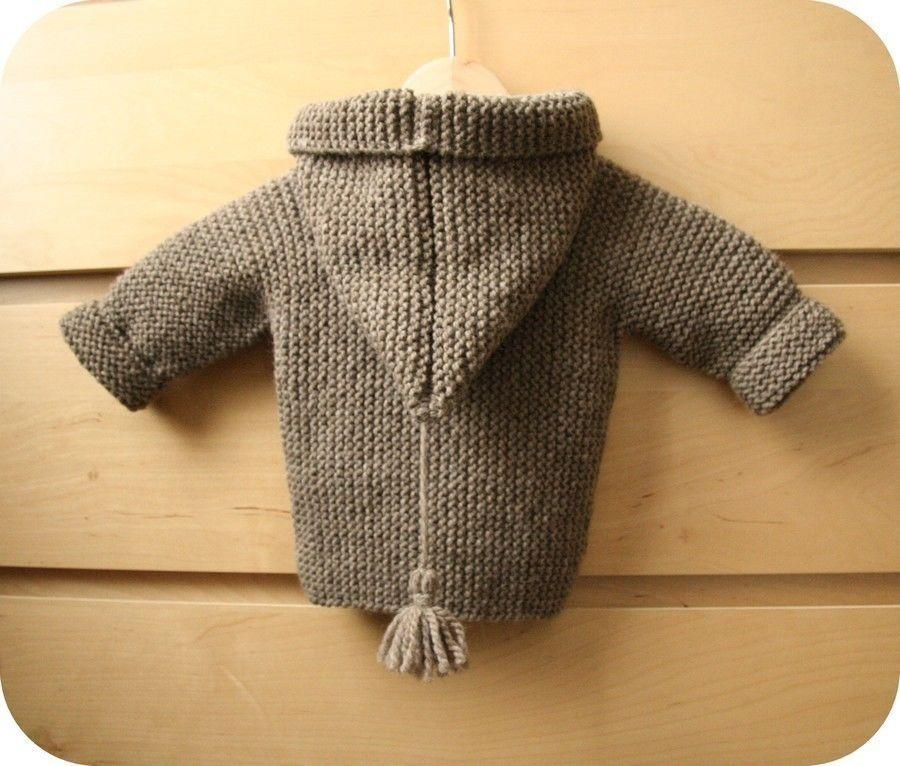 Modèle tricot bébé gratuit a télécharger